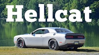 Regular Car Reviews: 2015 Dodge Challenger Hellcat