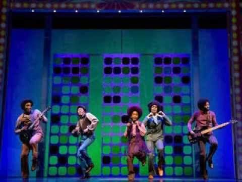 Motown The Musical The Jackson5 I Want You BackABCThe Love You Save