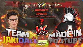 CHE ANSIA! - MADE IN YOUTUBE VS TEAM JAKIDALE (RITORNO) - LUKE & TOLA VS JAKIDALE - TORNEO