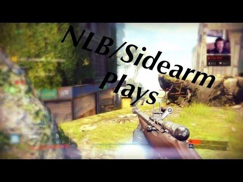 NLB Sidearm Trials Plays