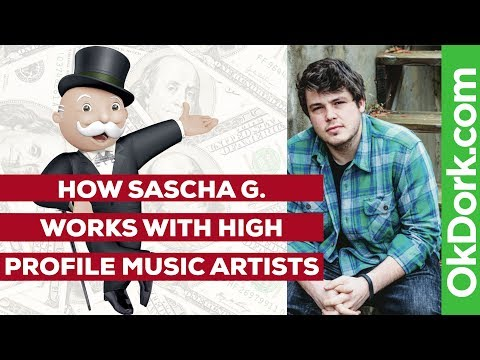 How a College Kid Started a Successful Music Business