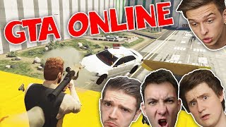 MISTR RAKET?! w/ Bax, Wedry, Ment | GTA Online | HouseBox