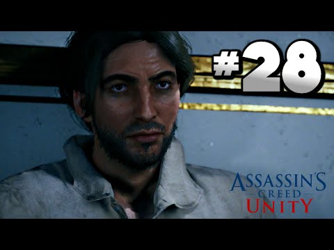 Assassin's Creed Unity · Walkthrough Part 28 - Mission: Bottom of the Barrel · 100% Sync