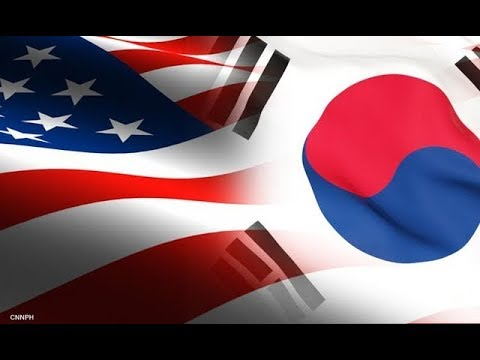 The Military, Economic and Political South Korea - United States Relationship [One Minute News]