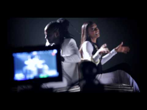 I-octane and Alaine's Lighters up behind the scenes