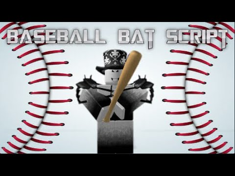Roblox Baseball Bat V5 Script Showcase Youtube