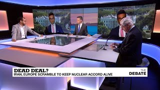 Baixar Dead deal? Iran and Europe scramble to keep nuclear accord alive
