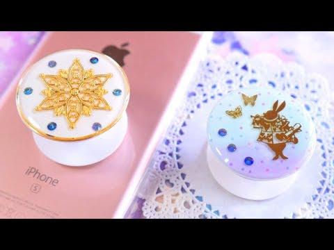 DIY Dreamy Cute PopSockets | Watch Me Craft