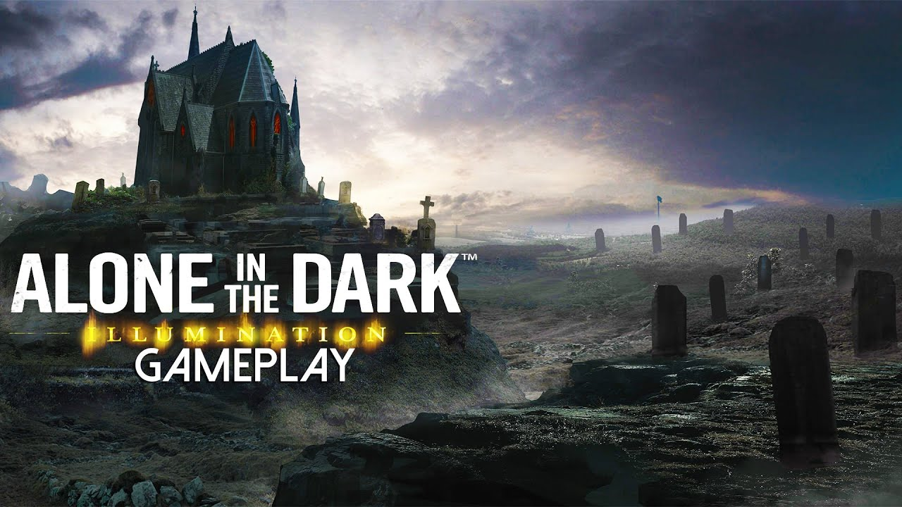Alone In The Dark Illumination Gameplay Pc Hd Youtube