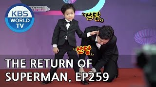 The Return of Superman | 슈퍼맨이 돌아왔다 - Ep.259: Every Moment Was for You [ENG/IND/2019.01.13]