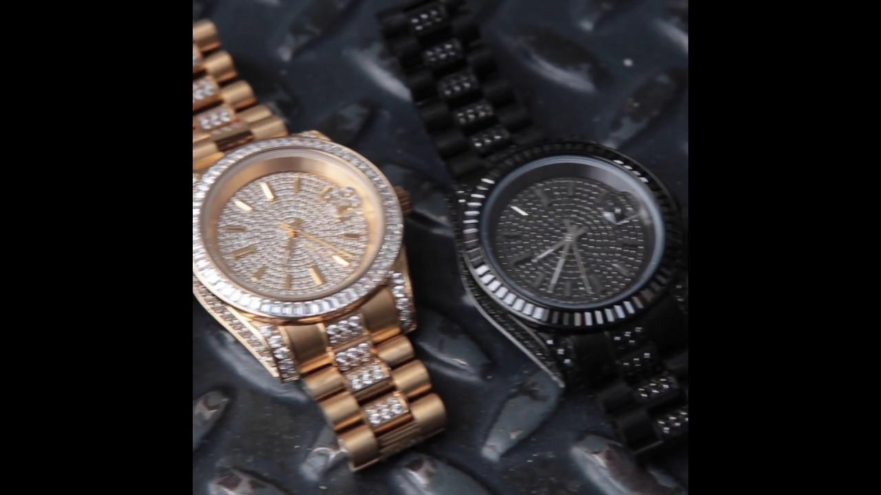 ice watch hip hop royal cz youtube king the watches