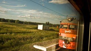 Cestování po Transsibiřské magistrále