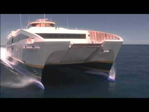 ZF Marine Propulsion Systems Image Film: Fast Craft Segment - Fast Ferry 2010 (en)