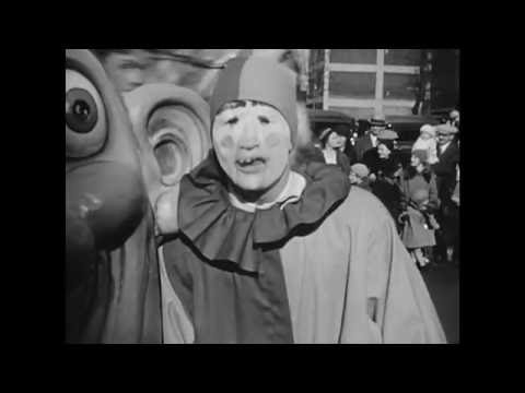 J.L. Hudson's Thanksgiving Day Parade and Vacation Footage (c. 1924)