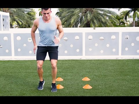 15 Agility Drills You Can Do In 10 Square Feet