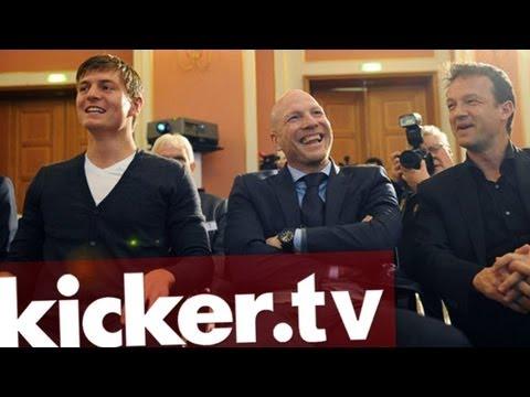 Da ist das Ding - Vorspiel auf das Pokalfinale . .. kicker.tv