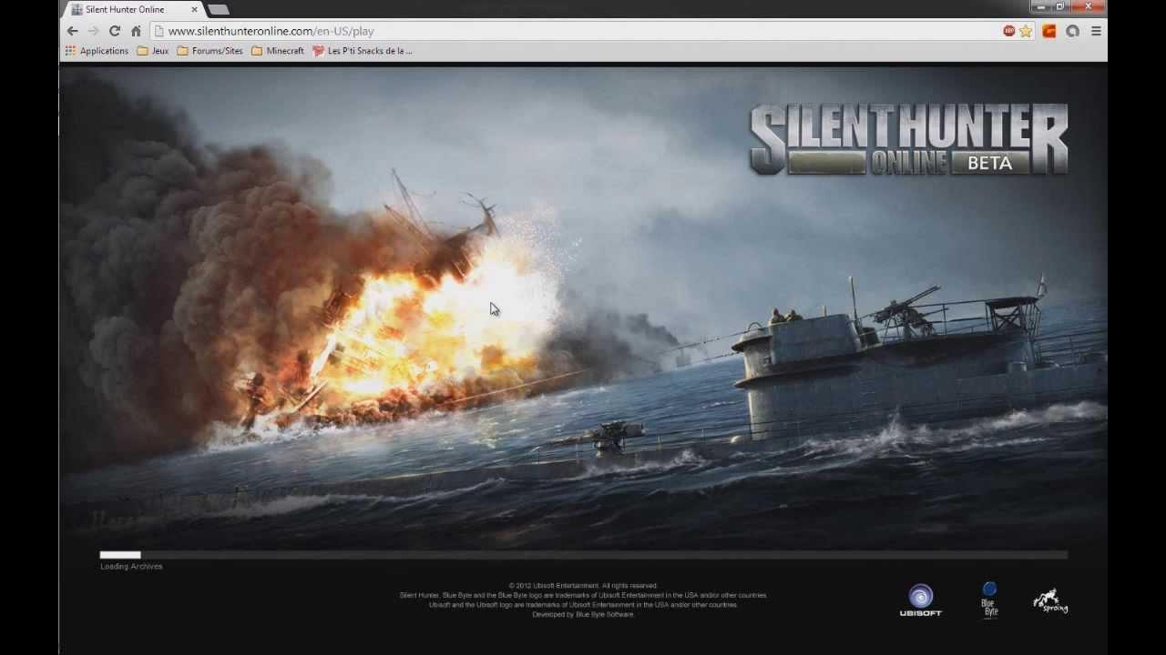 Silent Hunter Online Spielen