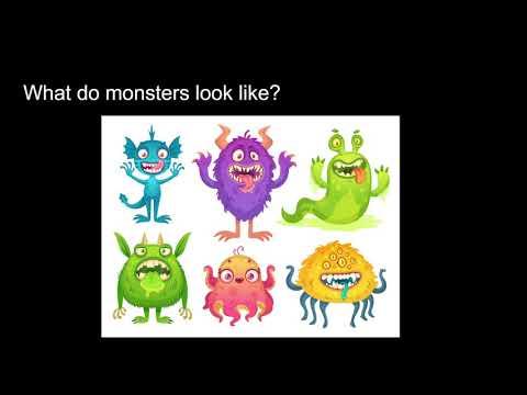 DSST Cole Middle School Art: Module 3: Virus Monsters