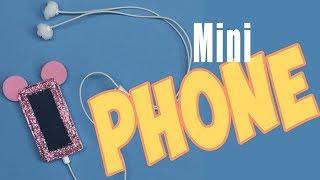 Como hacer telefono celular para fofucha o muñeca (miniatura)