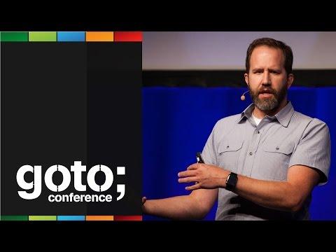 GOTO 2016 • Solving Diabetes with Open Source Software & Hardware • Scott Hanselman