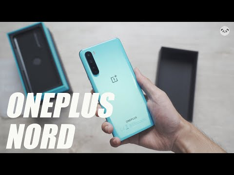 Unboxing - OnePlus Nord