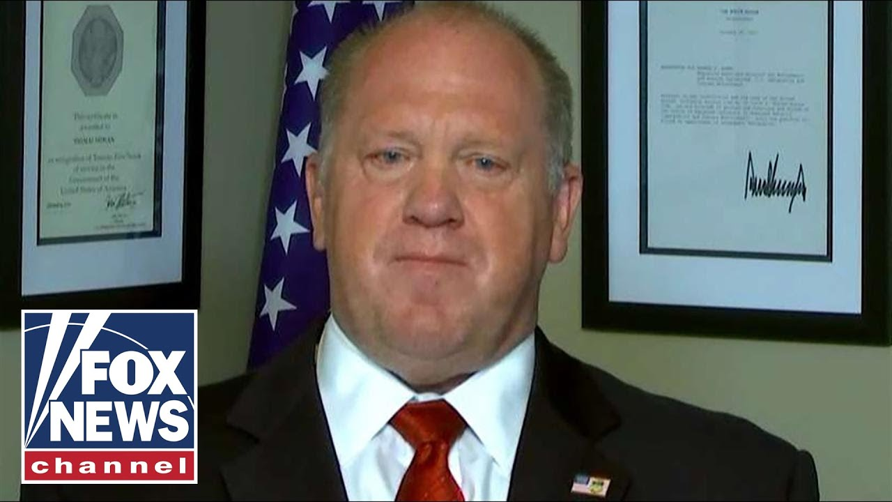 FOX News Tom Homan sounds off after being attacked by Dems at border hearing