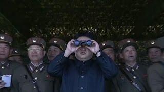 North Korean ballistic missile test fails