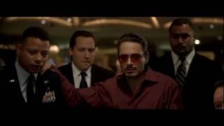 Железный Человек (2008) - Удалённые и расширенные сцены
