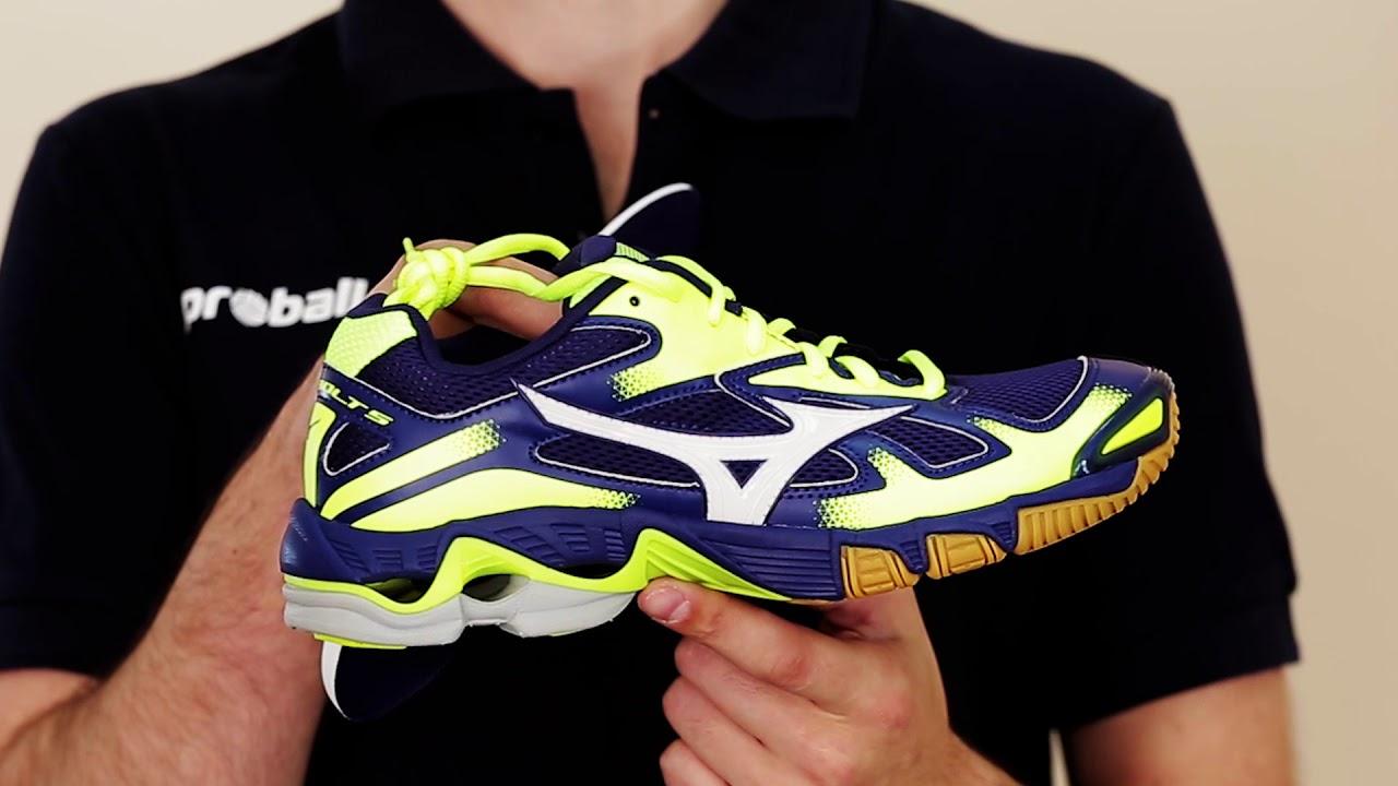 распаковка кроссовок для волейбола Mizuno Wave Bolt 5 Youtube