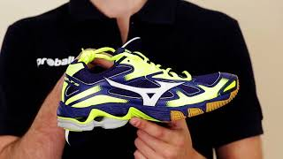 Распаковка кроссовок для волейбола Mizuno Wave Bolt 5