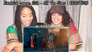 Video Kendrick Lamar, SZA - All The Stars (Black Panther Soundtrack) | REACTION download MP3, 3GP, MP4, WEBM, AVI, FLV Juli 2018