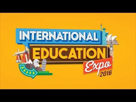International Education Expo Jakarta 2016