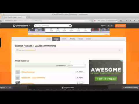 Grooveshark for AlzTunes - Listen to Personalized Music Playlists Online for Free