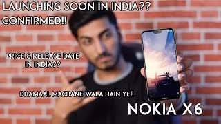 Nokia X6 - Launching Confirmed in India?? Price & Release Date in India??