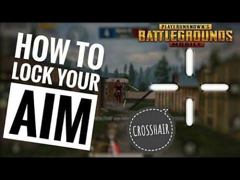 Pubg gameplay mobile controller | Boss aim locking tips & tricks (Crosshair guide)
