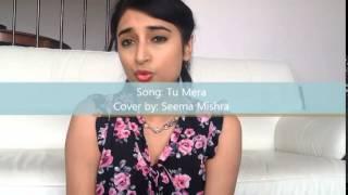 Gambar cover Bang Bang : Tu Mera | Cover | Seema Mishra | Hrithik Roshan & Katrina Kaif | Vishal Shekhar |