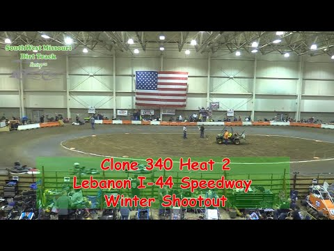 Clone 340 Heat 2   I 44 Speedway Winter Shootout 1 20 2018