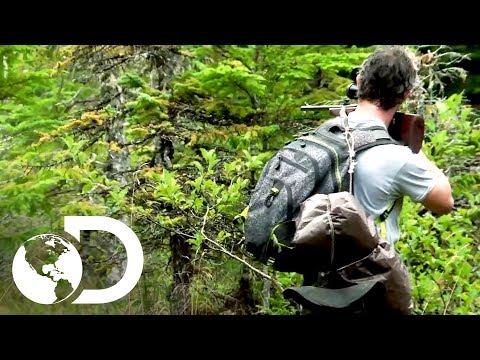 La caza de Matt | Alaska: Hombres primitivos l Discovery Latinoamérica
