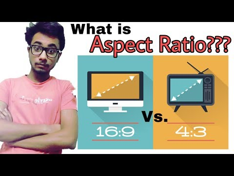 [HINDI] What is Aspect ratio || Everything about aspect ratios ||