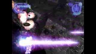 [PS2] Silpheed: The Lost Planet shmup played by akihabara.ch
