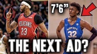 Is The #1 High School Player In The World The Next Anthony Davis?