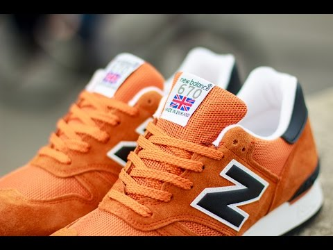 75aab23a42d0e New Balance 670 (Made in England) - YouTube