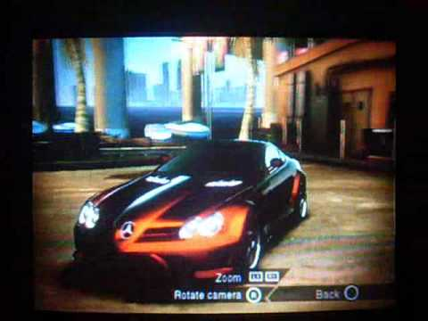 My Cars In Need For Speed Undercover PS2 - YouTube