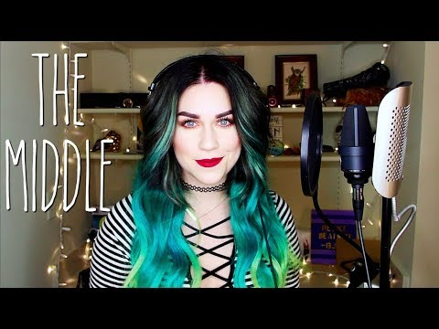 The Middle - Zedd Ft. Maren Morris (Live Cover by Brittany J Smith)