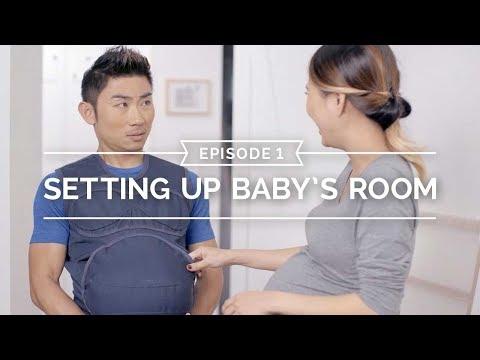 POSB Smiley CDA #TakeALoadOff - Setting Up Baby's Room (Episode 1)