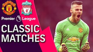 Manchester United V. Liverpool I Premier League Classic Match I 9/12/15 I Nbc Sports