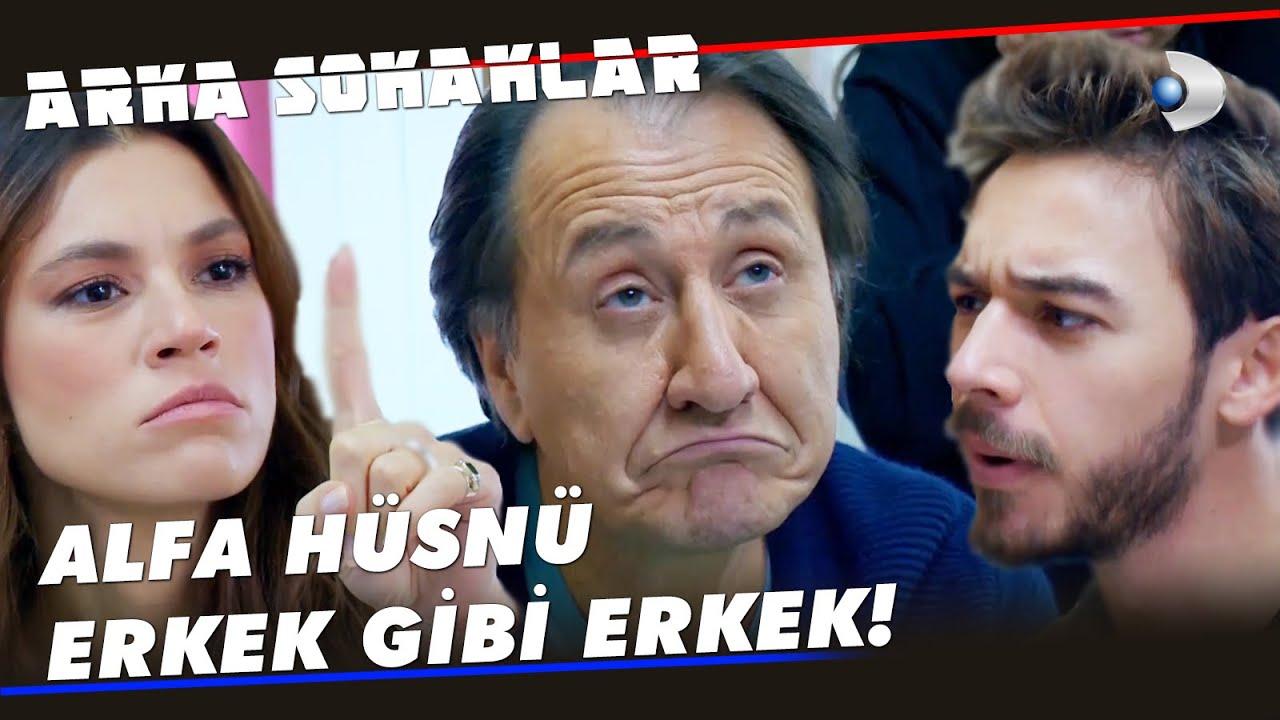 Paylaşılamayan Adam Hüsnü Çoban! - Arka Sokaklar 568. Bölüm