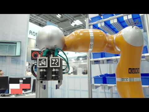 Factory of the Future: Intelligent Robots for digitally-driven Production