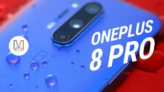 OnePlus 8 Pro Unboxing and Review: True Blue Flagship