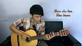 (Flanella) Aku Bisa - Nathan Fingerstyle cover